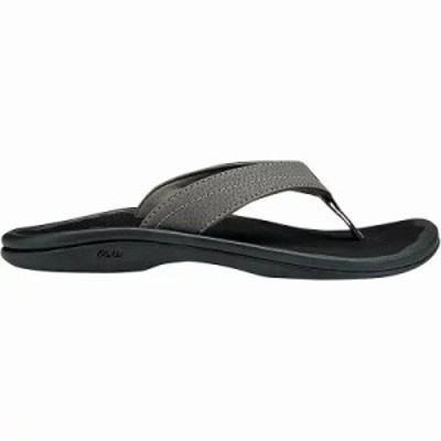 オルカイ サンダル・ミュール Ohana Sandal Basalt/Grey