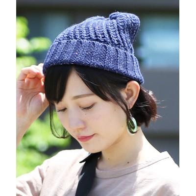 チチカカ / 綿麻ラメニットワッチ WOMEN 帽子 > ニットキャップ/ビーニー