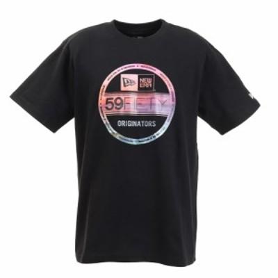 ニューエラ(NEW ERA)Tシャツ メンズ パフォーマンス ユートピア バイザーステッカー 半袖 12325102 オンライ…