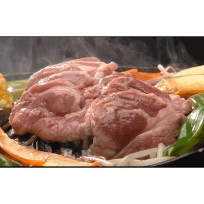 北海道産サフォーク・ラム肉600g 150g×4・たれ30g×4