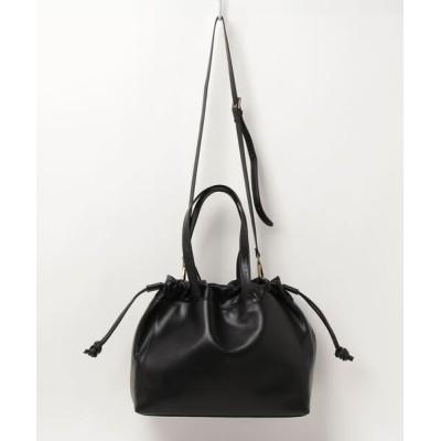 AVIREX Belle / 【直営店限定】ドロスト巾着 トートバッグ/ DROST TOTE BAG WOMEN バッグ > ショルダーバッグ
