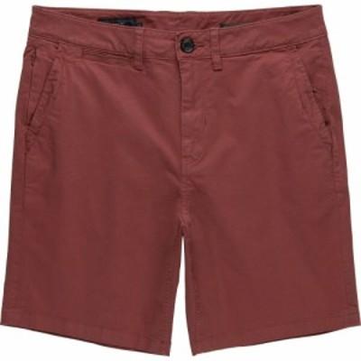 ロアークリバイバル Roark Revival メンズ ショートパンツ ボトムス・パンツ Porter Twill Short Brick