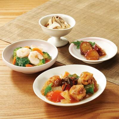カロリーバランスエツ 〈カロリーバランスエツ〉カロリーコントロール惣菜4種