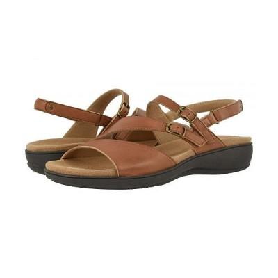 Trotters トロッターズ レディース 女性用 シューズ 靴 サンダル Riva - Luggage