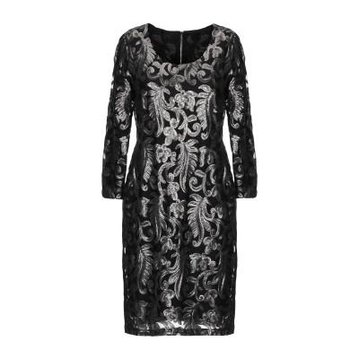 LA KORE ミニワンピース&ドレス グレー 0 100% ポリエステル ミニワンピース&ドレス