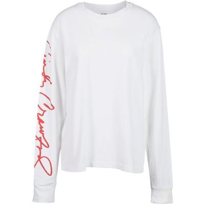 RE/DONE T シャツ ホワイト XS コットン 100% T シャツ