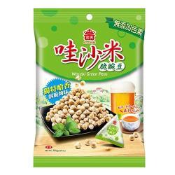 義美哇沙米豌豆151g【愛買】