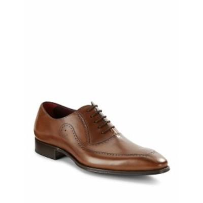 メズラン メンズ シューズ オックスフォード 革靴 Balmes Leather Oxfords