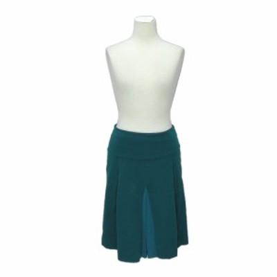 CROLLA クローラ ボックスプリーツ スカート (aquagirl アクアガール) 073343【中古】