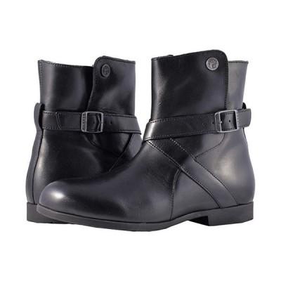 ビルケンシュトック Collins レディース ブーツ Black Leather