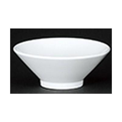 中華オープン 中華食器 / 新アラカルト中華 切立高台6.5丼 寸法:19.8 x 8cm
