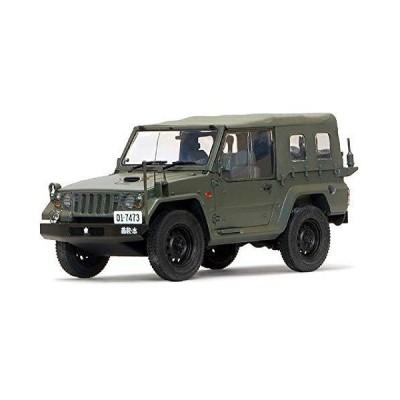 モノクローム 1/35 陸上自衛隊 1/2tトラック 1996 +サマーワ プラモデル