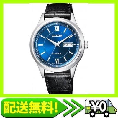 [シチズン]CITIZEN 腕時計 CITIZEN COLLECTION シチズンコレクション メカニカル ロイヤルブル・・・