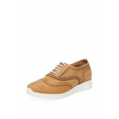 メイデンレーン レディース シューズ スニーカー Wingtip Oxford Sneaker