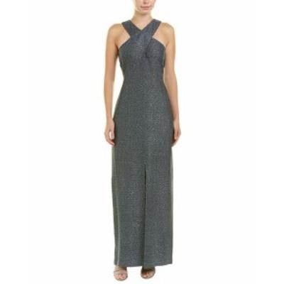 ファッション ドレス St. John Gown 8 Blue