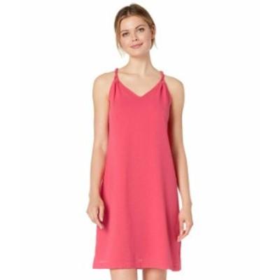 トッミーバハマ レディース ワンピース トップス Coastview Gauze Short Dress Paradise Pink