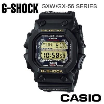 【正規販売店】CASIO カシオ G-SHOCK G-ショック GXW-56-1BJF カシオ 電波時計 腕時計 ソーラー メンズ デジタル (g025)
