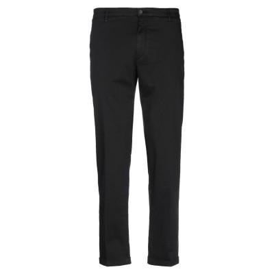 リハッシュ RE-HASH パンツ ブラック 38 コットン 98% / ポリウレタン 2% パンツ