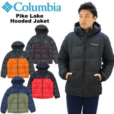 コロンビア(Columbia) Pike Lake Hooded Jaket(WE0020) パイク レイク フーデッド ジャケット メンズ/アウター/ ポイント10倍[BB]