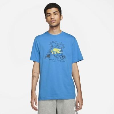 ナイキ NIKE メンズ スポーツウェア 半袖 Tシャツ ナイキ NSW フューチュラ ツリー S/S Tシャツ DD1259 435 【2021SS】