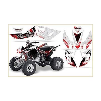 AMR Racing GraphicsキットATVホンダ400?TRX / EX 2008???2016?ATV Blow Meレッド グラフィックキット  並行輸入品