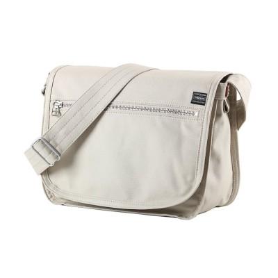 【カバンのセレクション】 吉田カバン ポーター ポーターガール ネイキッド ショルダーバッグ レディース B5 PORTER GIRL 667-09472 ユニセックス ベージュ フリー Bag&Luggage SELECTION