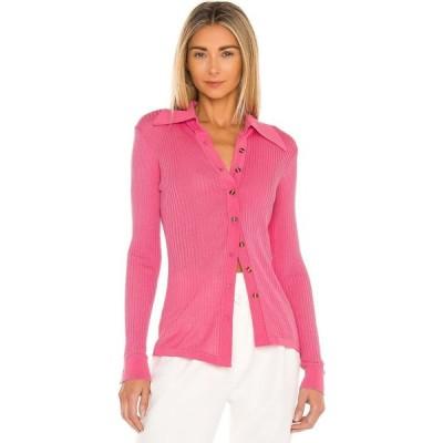ドド バー オア Dodo Bar Or レディース ブラウス・シャツ トップス Kanya Shirt Pink