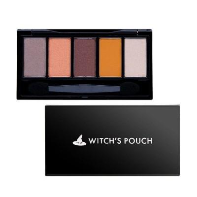 ウィッチズポーチ 5カラーズアイシャドウ 03 サンセットグロウ Witch's Pouch 韓国コスメ メール便可