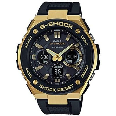 CASIO カシオ Gショック カシオ 腕時計 G-SHOCK Gスチール アナデジ GST-S100G-1A 並行輸入品