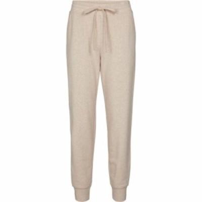 ヴィンス Vince レディース スウェット・ジャージ ボトムス・パンツ Cotton-blend terry sweatpants Marzipan