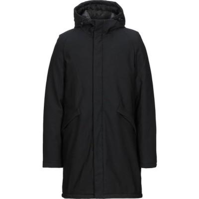 インピュア IMPURE メンズ コート アウター coat Black