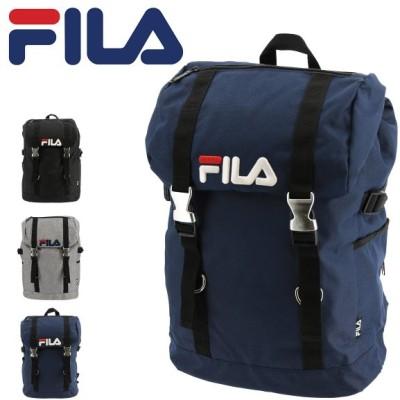 フィラ リュック 20L ラウンド メンズ レディースFILA-7557 FILA   リュックサック デイパック A4 通学 [PO10]
