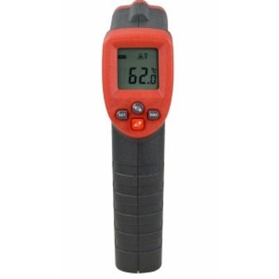 単4電池使用低額高性能放射率変更可能日本語取説(-50~550℃)最高、最低、平均温度、アラーム機能触れずに非接触温度計 赤外線温度計