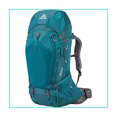 Gregory Mountain Products Women's Deva 60 Backpacking Pack, Antigua Green, Small【並行輸入品】