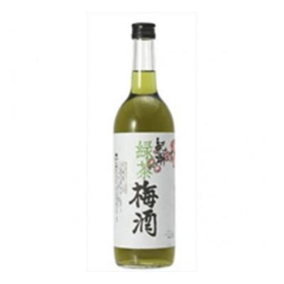 中野BC 紀州 緑茶梅酒 720ml