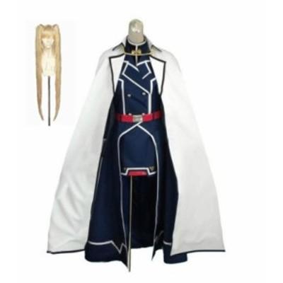 魔法少女リリカルなのは フェイト・テスタロッサ  風 衣装+ウィッグセット★   完全オーダメイドも対応可能 * K4646