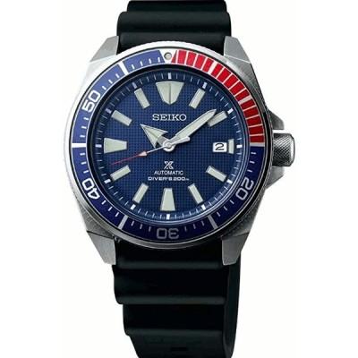 セイコー Seiko Prospex SRPB53 ブルー サムライ オートマチック ダイビング メンズ ウォッチ(海外取寄せ品)