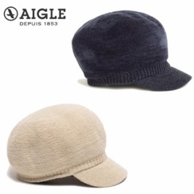 【レディース】エーグル AIGLE MTD ニットキャスケット ZRK012J