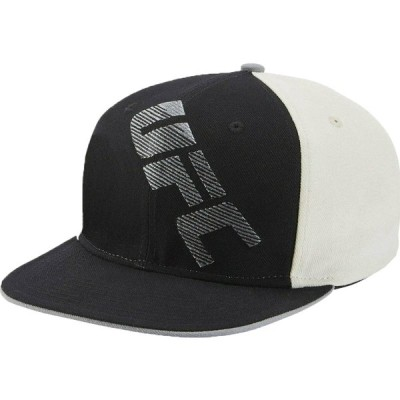 UFC キャップ リーボック Reebok キャップ 帽子 フリーサイズ ブラック クリーム Flat Brim Snapback Hat Black/Cream