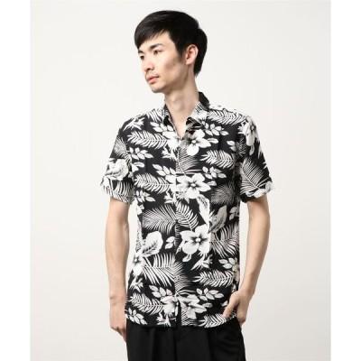 シャツ ブラウス SS SHIRT/Barney Cools(バーニークールズ)半袖シャツ