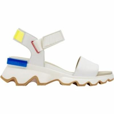 ソレル SOREL レディース サンダル・ミュール シューズ・靴 Kinetic Sandals Sea Salt