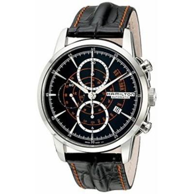 腕時計 ハミルトン メンズ Hamilton Men's H40656731 Timeless Class Analog Display Automatic Self Wind