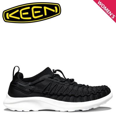 キーン KEEN ユニーク スニーク スニーカー レディース UNEEK SNEAK SNEAKER ブラック 黒 1023508