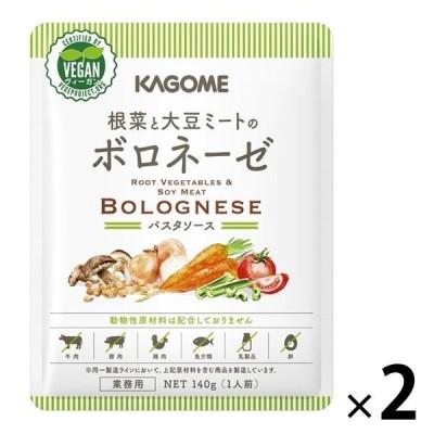 カゴメ 根菜と大豆ミートのボロネーゼ 2袋