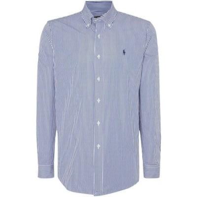 ラルフ ローレン Polo Ralph Lauren メンズ シャツ トップス Poplin Shirt Blue