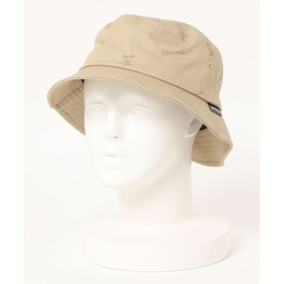 THRASHER by RIFFLEPAGE / GONZ ALLOVER BUCKET HAT バケットハット/スラッシャーマークゴンザレスバケハ MEN 帽子 > ハット