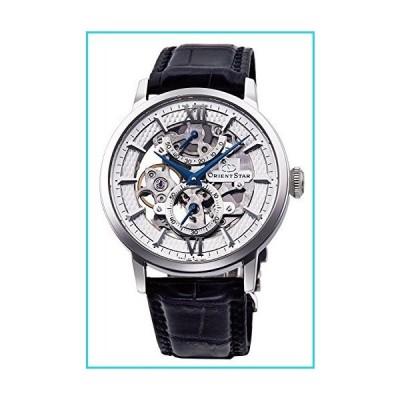 ORIENT STAR フラッグシップ スケルトン パワーリザーブ 球面サファイア 腕時計 DX0001S【並行輸入品】