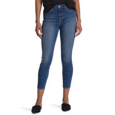 ラジャンス レディース デニムパンツ ボトムス Margo High Rise Ankle Crop Skinny Jeans MANCHESTER