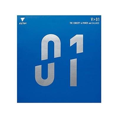 特別価格ヴィクタス(VICTAS) 卓球 ラバー V01 裏ソフト テンション レッド MAX 20301好評販売中