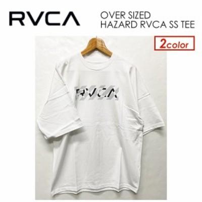 RVCA ルーカ ルカ Tシャツ オーバーサイズ 半袖 20ss●OVER SIZED HAZARD RVCA SS TEE BA041223